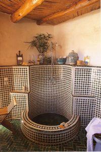 Moroccan Interior Design Style bathroom | Il est proche de ...