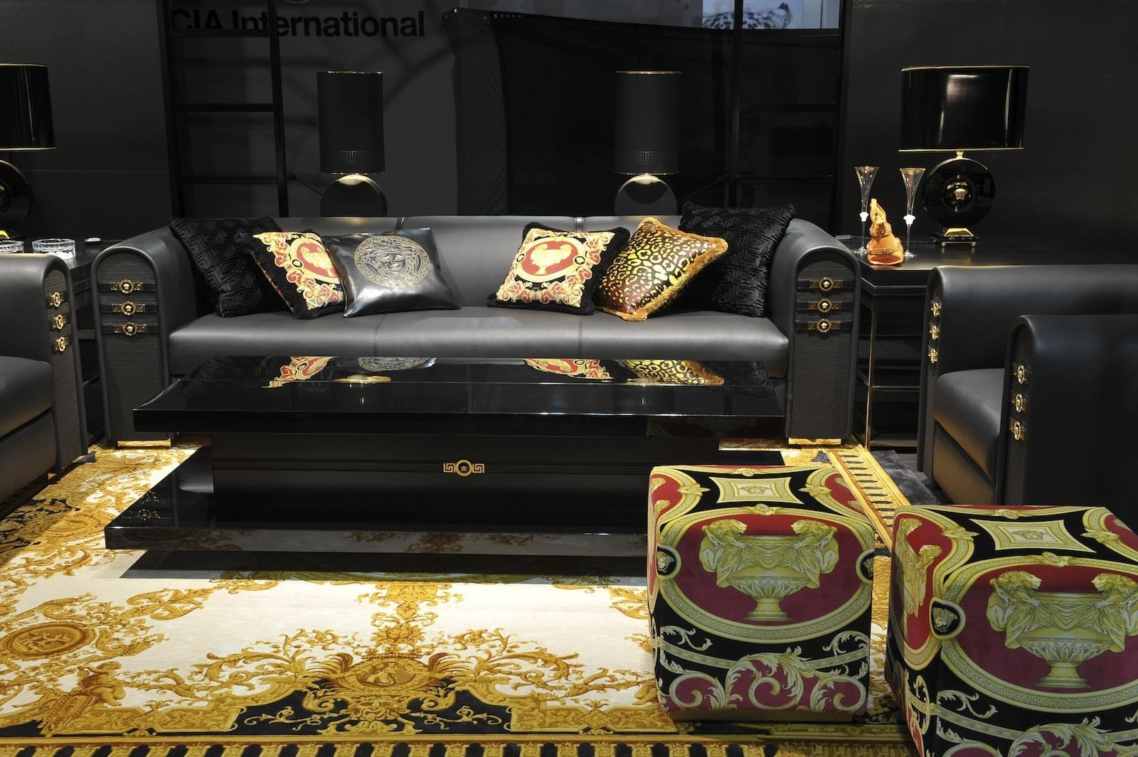 versace sofa dundee sofaworks phone number home collection 2014 image3120 via gesu