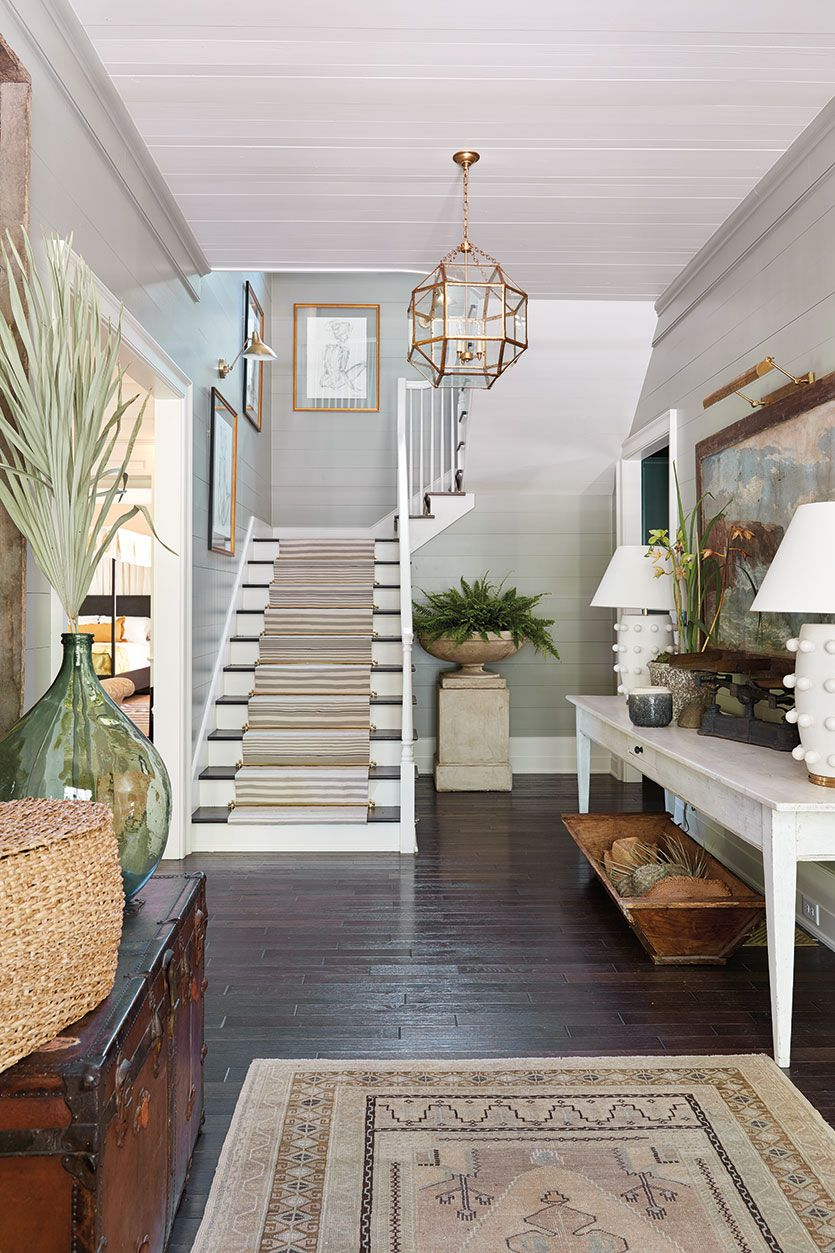 Ashley Gilbreath's Entryway In The Idea House Southern Living