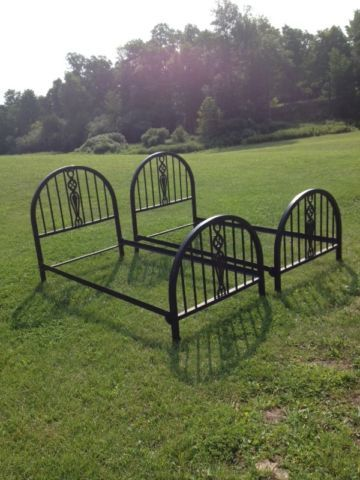 Vintage Metal Beds Mattresses Ottawa Kijiji