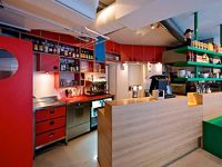 3rd part kitchen | CHUBBY CHEF CAFE | Pinterest | Small ...