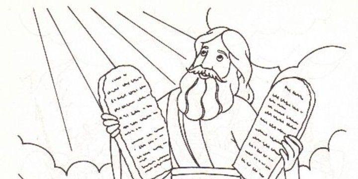 Diy 10 Commandments Crafts For Kids
