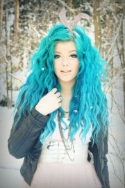 turquoise hair dye ideas
