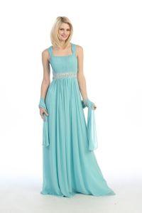 Baby Blue Long Gown | www.pixshark.com - Images Galleries ...