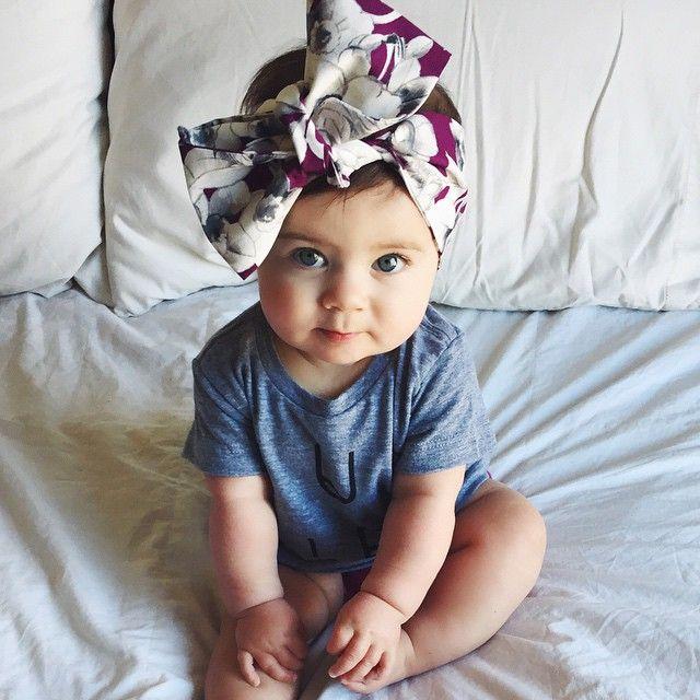 Big Hair Bows Babies