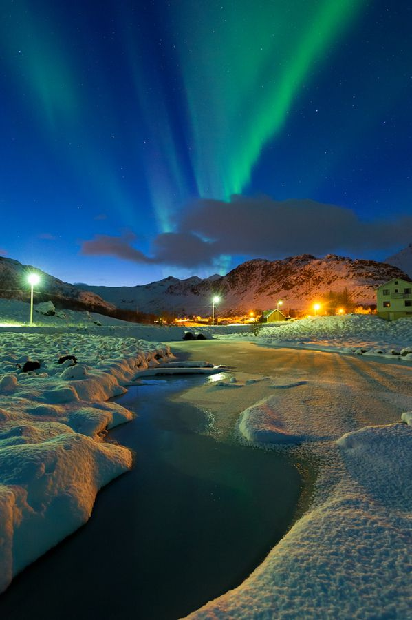 Best Time Visit Norway See Northern Lights