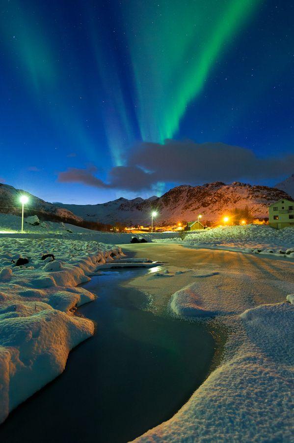 Best Time Visit Norway Northern Lights