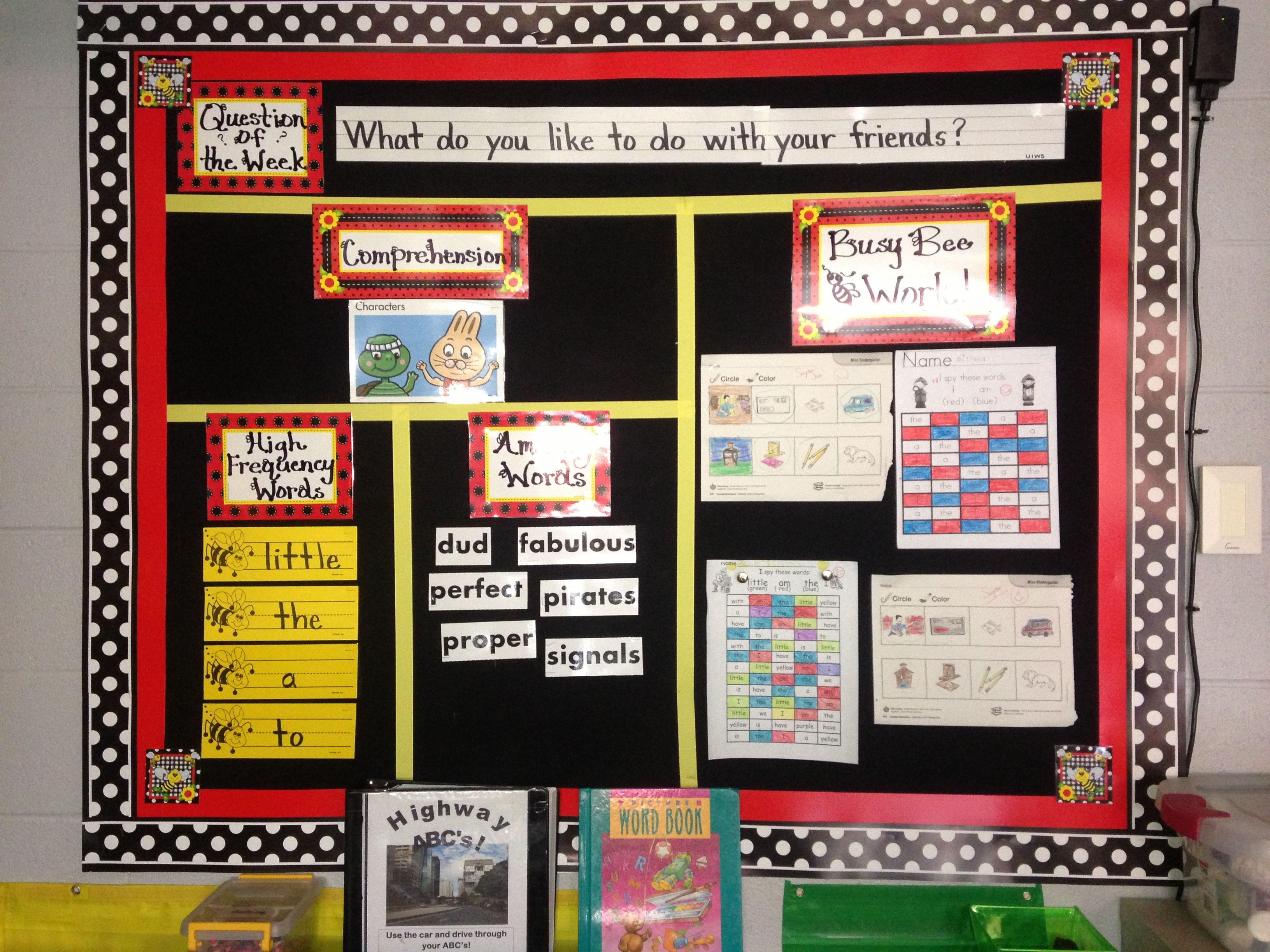 Best 25 Reading Street Kindergarten Ideas