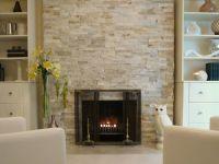 Stone fireplace surround | Fireplace Surround Ideas ...