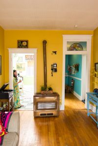 Amy's Vintage Jewel Tone Apartment | Jewel tones, Jewel ...