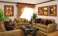 African Home Decor Tiger | Home Galore | Pinterest ...