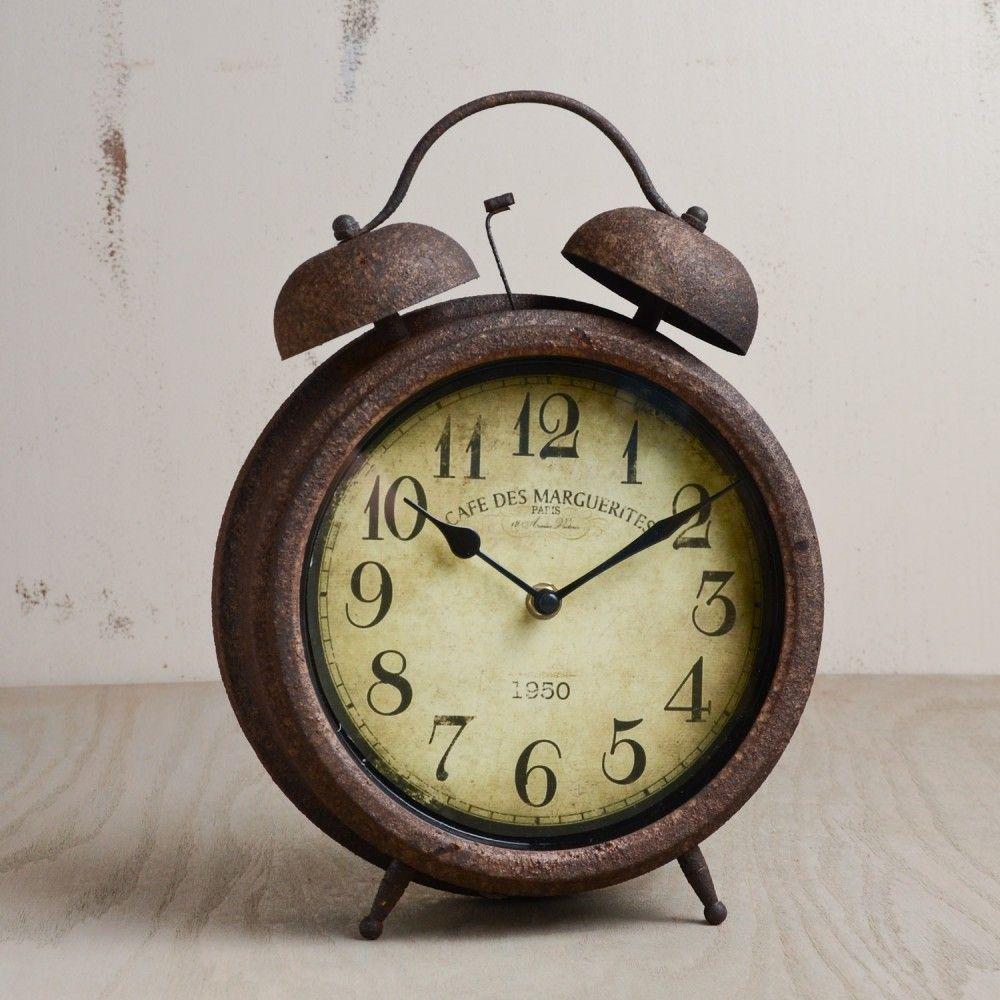 Table Clock Vintage