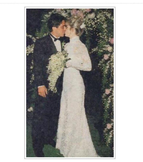 Tony Danza Tracy Robinson Wedding Imgurl