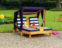 Kids Pallet Lounge Chair with Canopy - 25+ Renowned Pallet ...