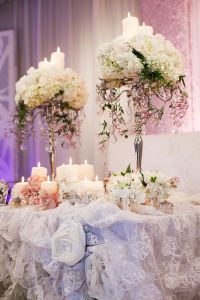 37 Elegant Floral Centerpieces For Wedding | Table ...