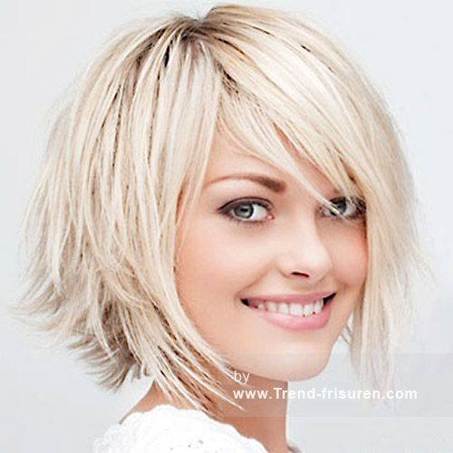 Image For Blonde Bob Frisuren Beste Frisuren Hair Pinterest