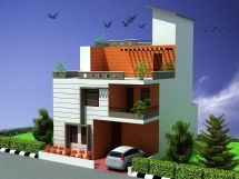 Simple Duplex House Plans Designs