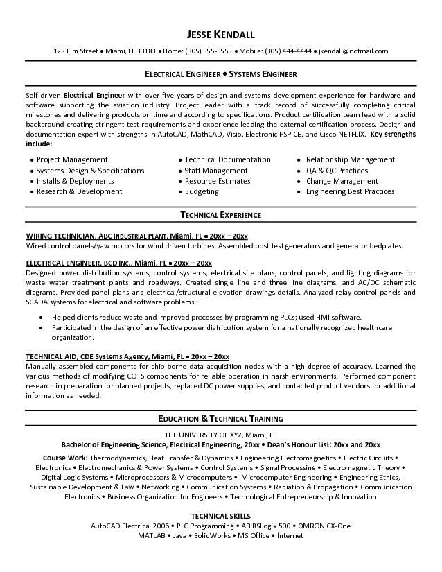 Water Manager Sample Resume Update  Hvac Resume Templates