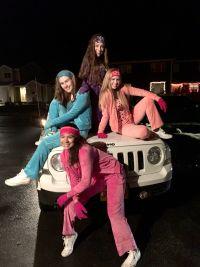 Cheetah Girls group Halloween costume !!   halloween ...