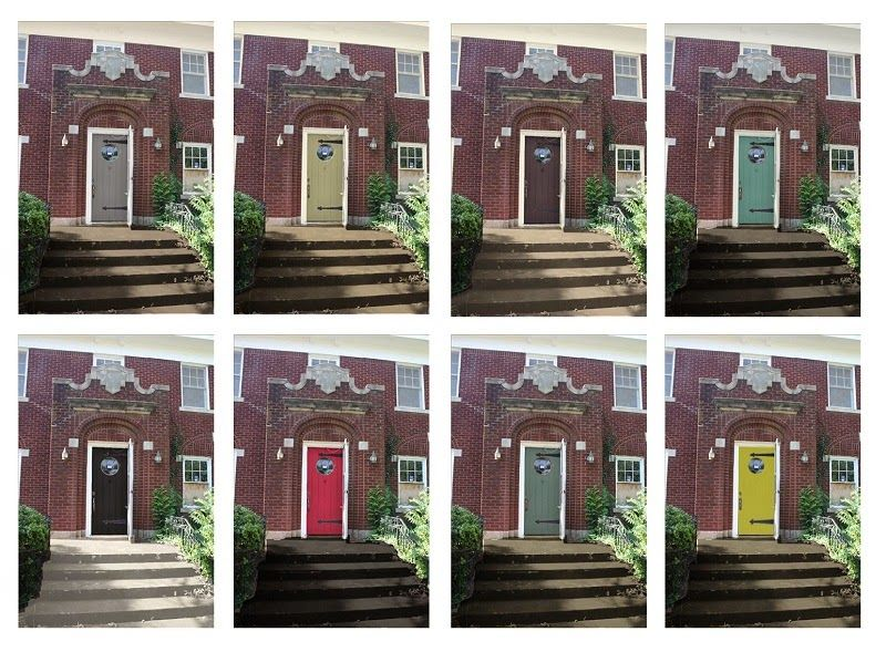 Red Brick House Color Schemes Google Search Home Red Brick