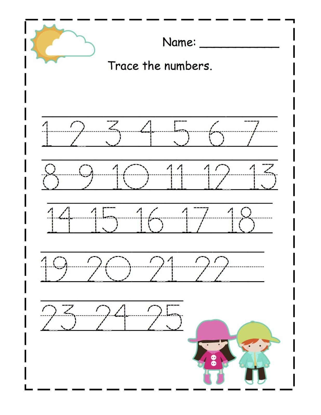 Preschool Printables Classroom