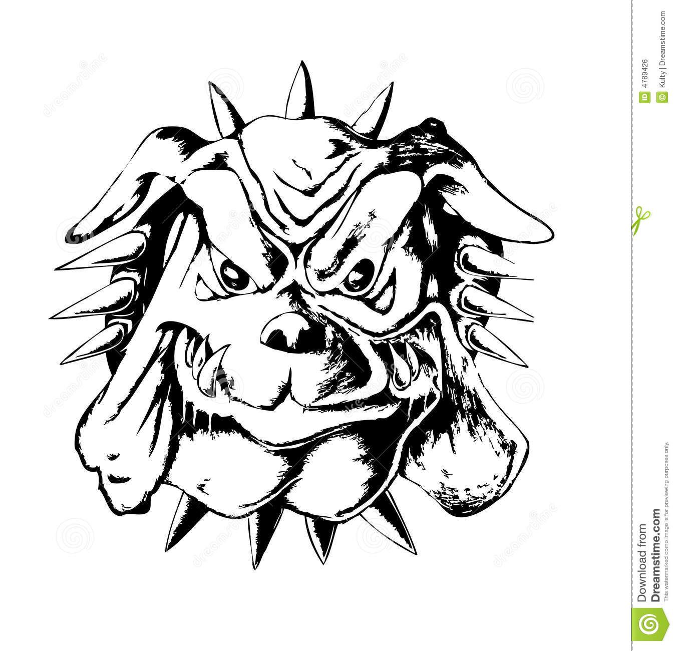 Bulldogs Coloring Pages