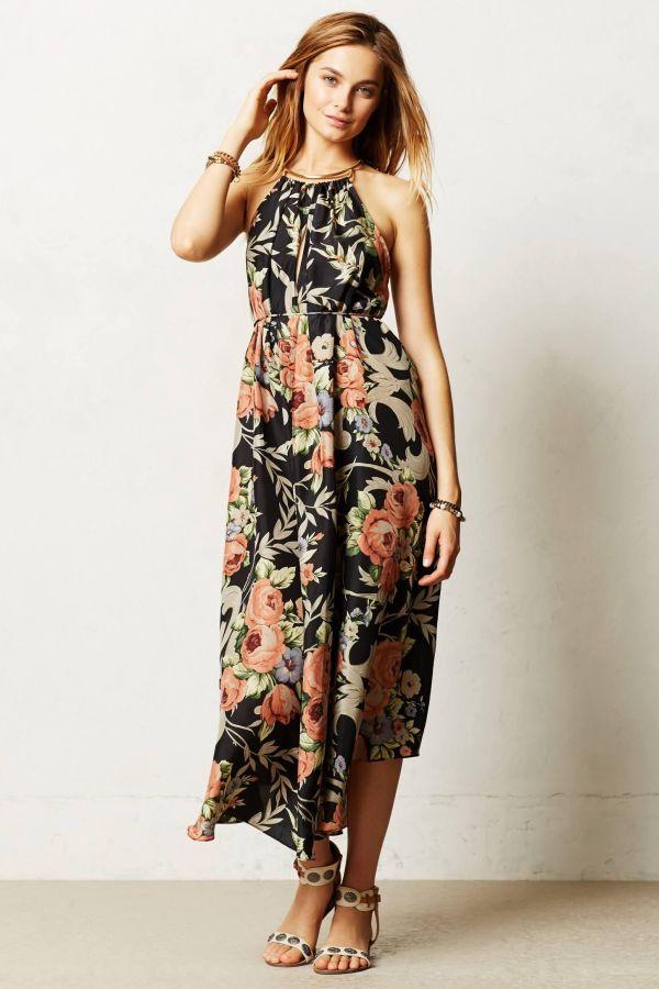#lantana #maxi #dress #zimmerman #anthropologie Dress Anthropologie And