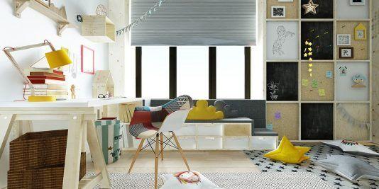 20 chambres d enfant a la decoration moderne et coloree