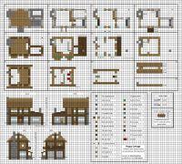 minecraft house ideas blueprints | Minecraft Blueprints ...