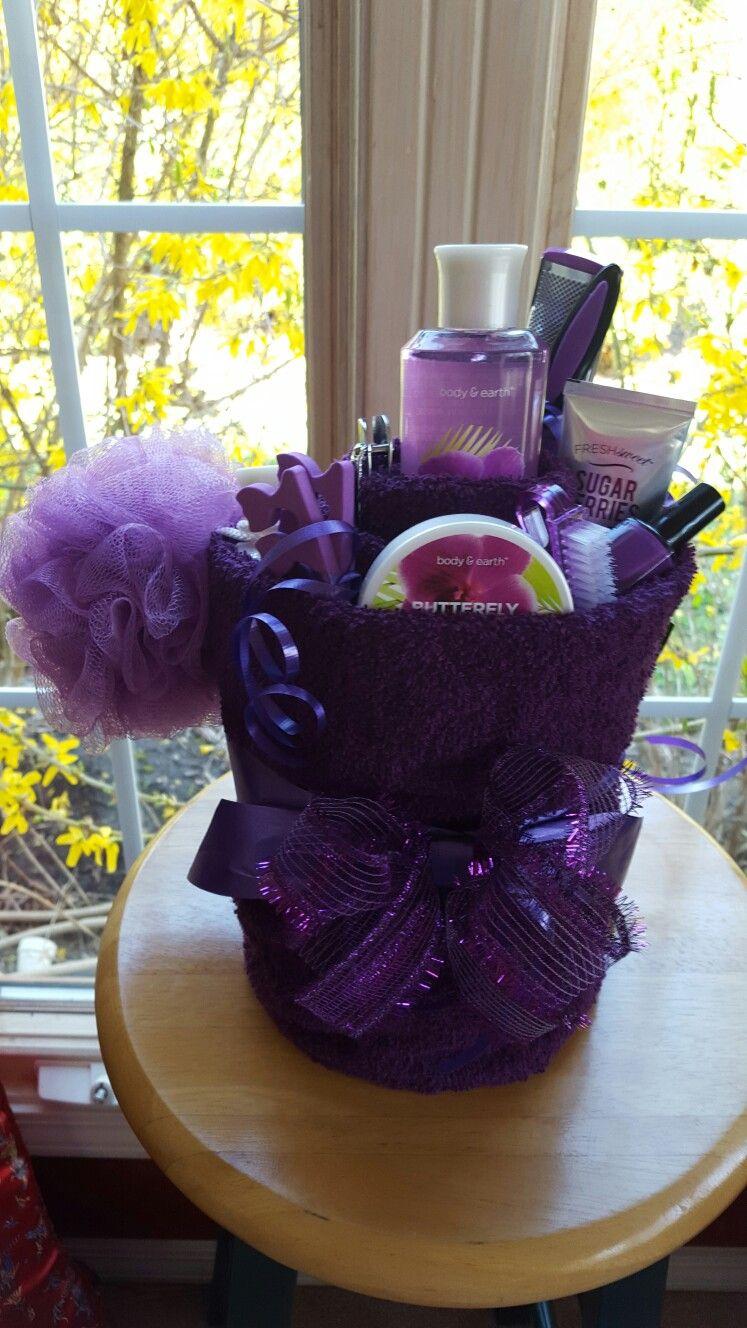 Bath Body Works Basket Sets And Gift