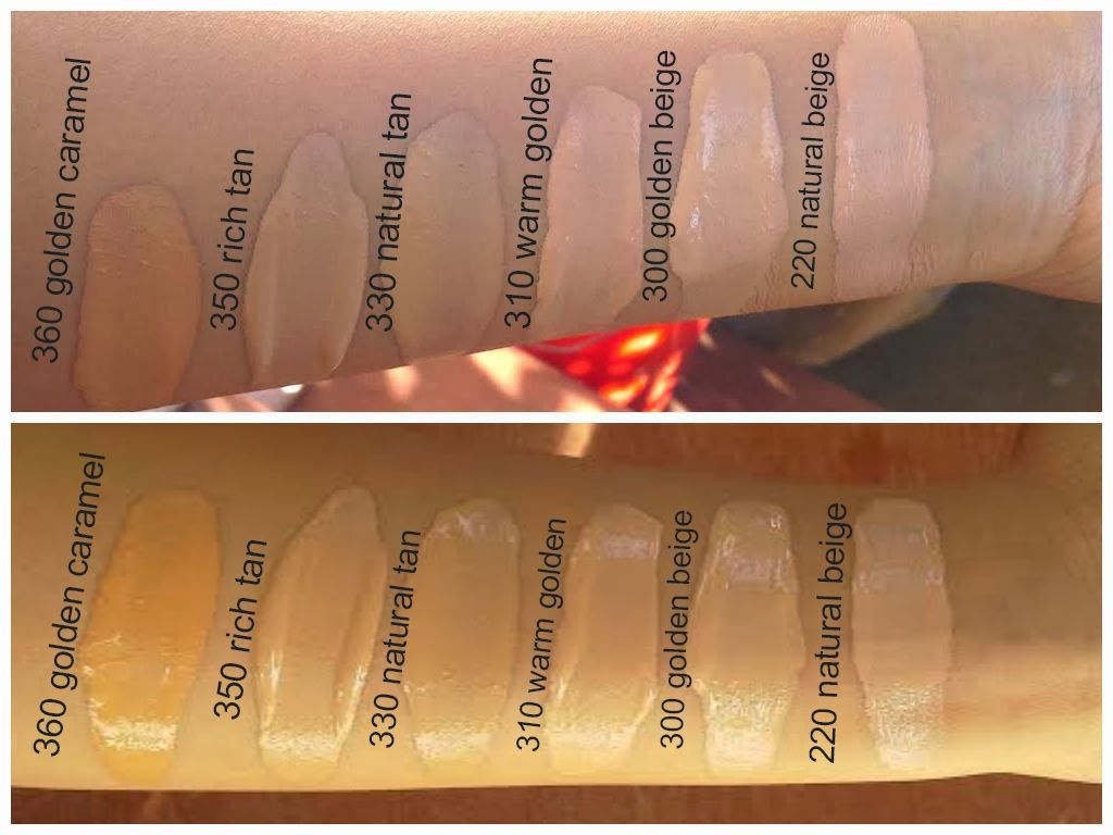 Colorstay Foundation Makeup What Color Forever Hd Natural Tan