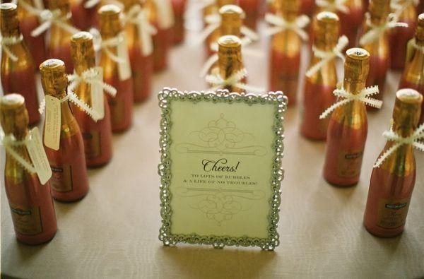 Personalized Wedding Bubbles Bulk