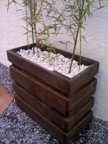 Brico Jardinera Palets Pallets Planters And Gardens
