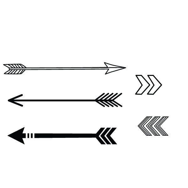 Broken Arrow Native American Symbol