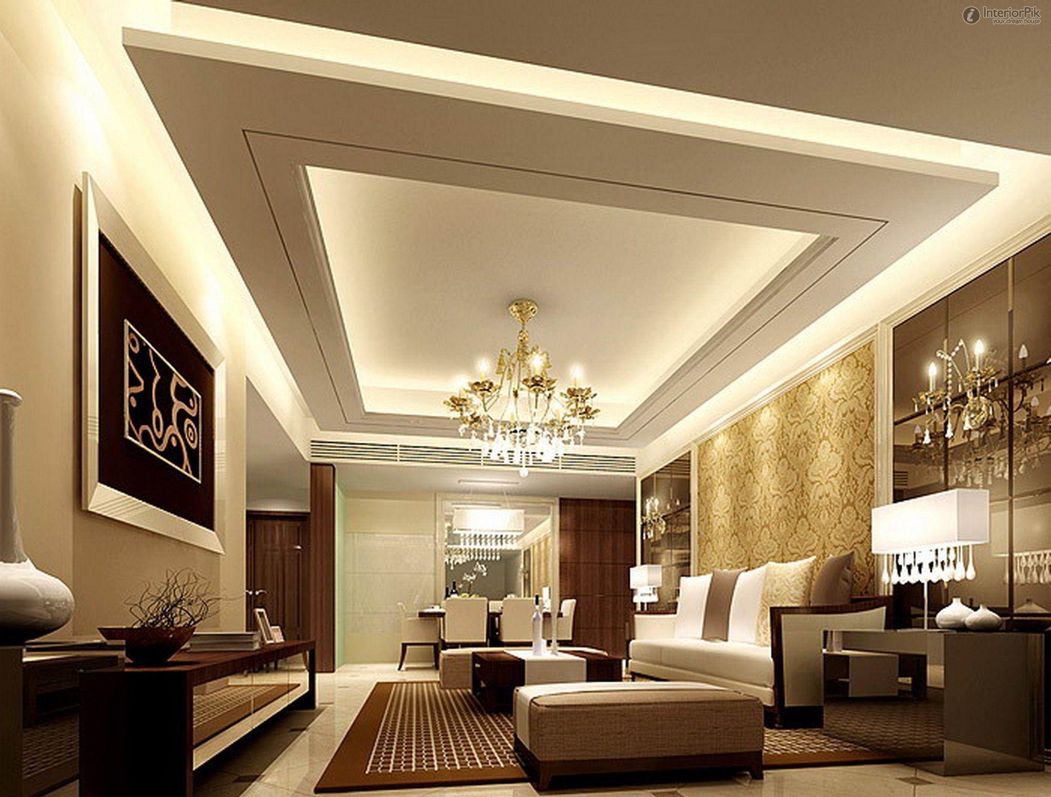 Fresco Of Vaulted Living Room Ideas Modern Living Room