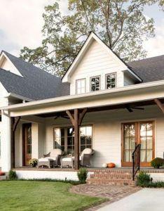 Farm house also modern farmhouse exterior designs fachadas modernas pinterest rh