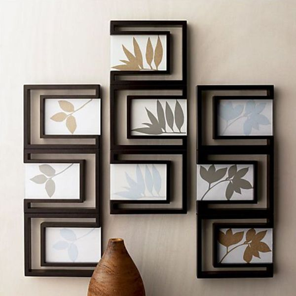 Picture Frame Wall Decorating Ideas