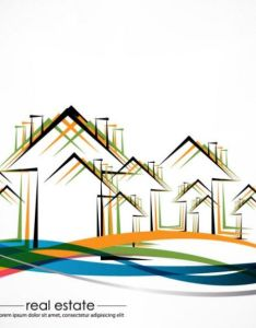 Abstract business building vector also photoshop resources rh pinterest