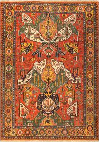 Antique Caucasian Soumak Rug 47273 Main Image - By ...