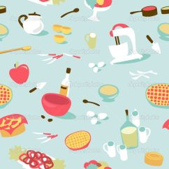 Kitchen Wallpaper Patterns Kitchens With Islands File Name