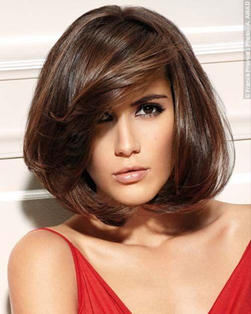 Auburn Highlights In Dark Brown Hair Google Search Hair Styles