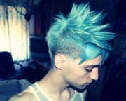 #dyed #colored #hair #hairstyle