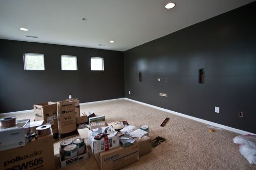 What Color Should I Paint My Home Theater Room Google Images