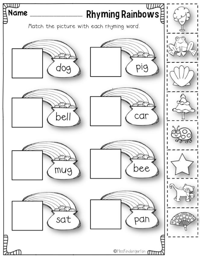 Kindergarten {Literacy Workstations} on Pinterest