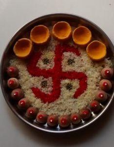 Aarti thali pooja also arti pinterest rh ro