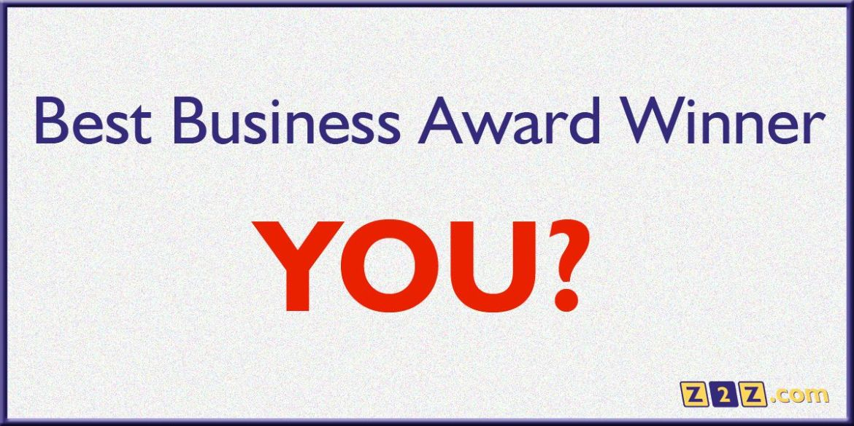 Awards programmes & applications