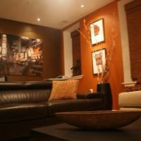 Afrocentric Living Room Ideas