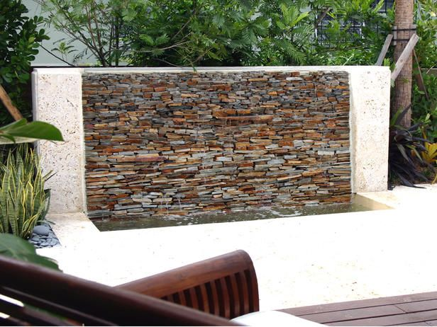 15 Unique Garden Water Features Gardens Wall Fountains And Stones