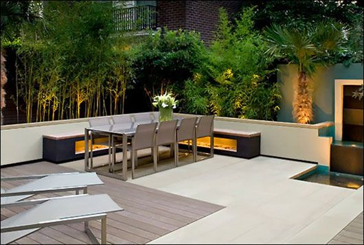 Roof Terrace Garden This Wouldn't Work In My House But It's