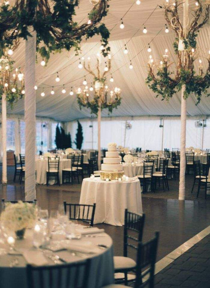 Wedding Reception Ideas With Elegance  Tent wedding Reception and Annie